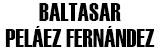 Baltasar Peláez Fernández