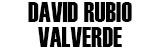 DAVID RUBIO VALVERDE